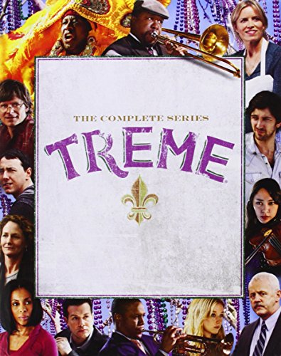 Treme: Complete Series [Blu-ray] DVD