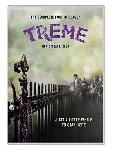 Treme: The Complete Fourth Season DVD