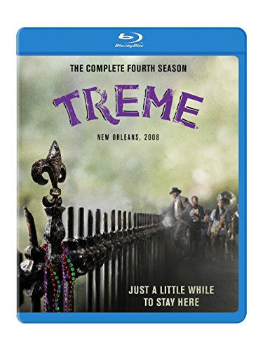 Treme: The Complete Fourth Season [Blu-ray] DVD