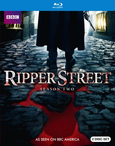 Ripper Street: Season Two  DVD