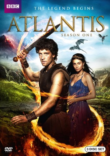 Atlantis: Season One DVD