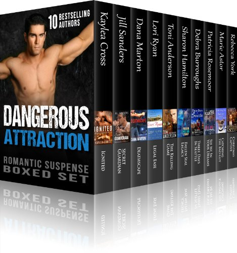 Book Dangerous Attraction Romantic Suspense Boxed Set