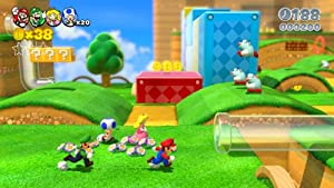 Screenshot: Super Mario 3D World