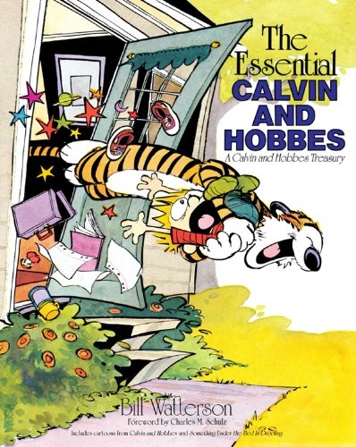 Book The Essential Calvin and Hobbes