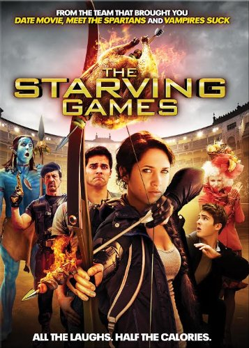 The Starving Games DVD