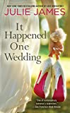 Book It Happened One Wedding Julie James