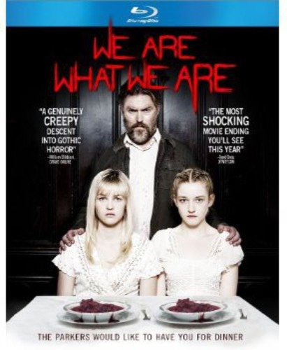We Are What We Are [Blu-ray] DVD