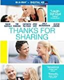 Thanks for Sharing [Blu-ray]