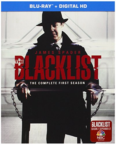 The Blacklist: Season 1 [Blu-ray] DVD
