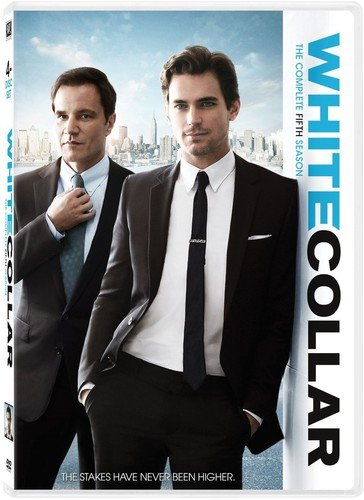 White Collar: The Complete Fifth Season DVD