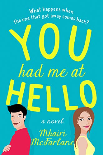 Book You Had Me at Hello
