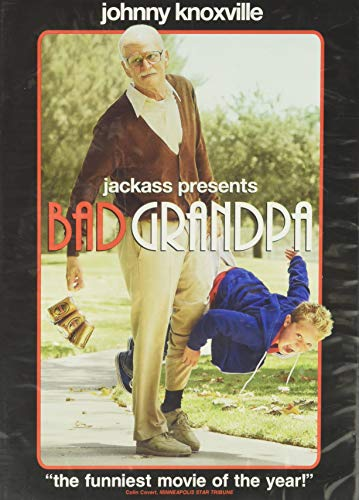 Bad grandpa by Tremaine, Jeff (dir.)