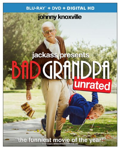 Jackass Presents: Bad Grandpa [Blu-ray] DVD