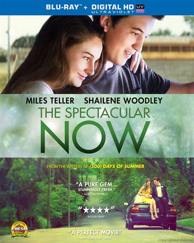 The Spectacular Now [Blu-ray] DVD
