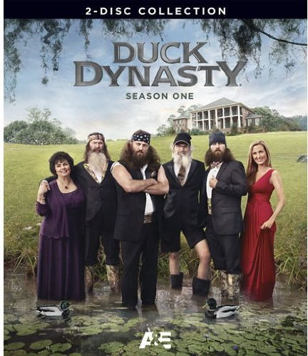 Duck Dynasty Season 1 Blu-ray DVD