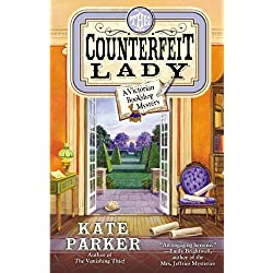 The Counterfeit Lady (A Victorian Bookshop Mystery Book 2)