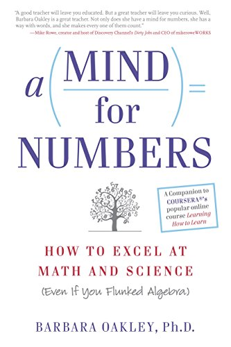 230. A Mind For Numbers: How to Excel at Math and Science (Even If You Flunked Algebra)
