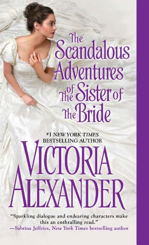 Book The Scandalous Adventures of the Sister of the Bride