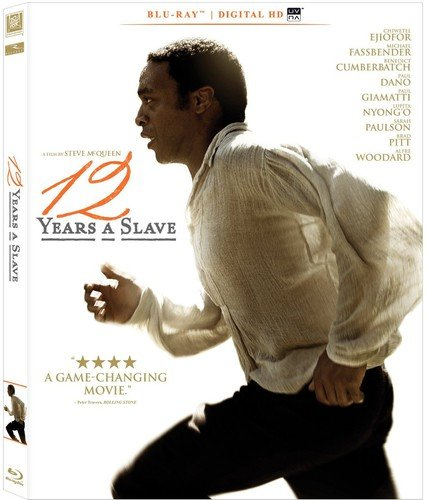 12 Years a Slave [Blu-ray] DVD