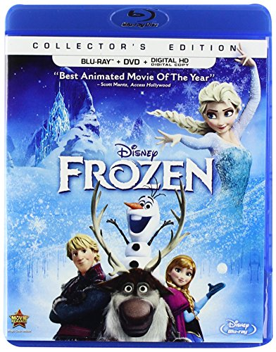 Frozen (2013) DVD, HD DVD, Fullscreen, Widescreen, Blu-Ray