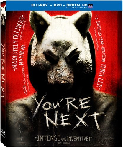 You're Next [Blu-Ray] DVD