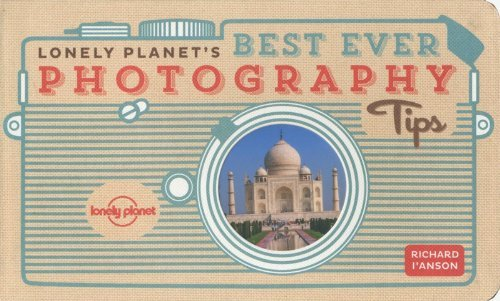 Book Lonely Planet - Photography Tips
