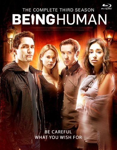 Being Human: Complete Third Season [Blu-ray] DVD