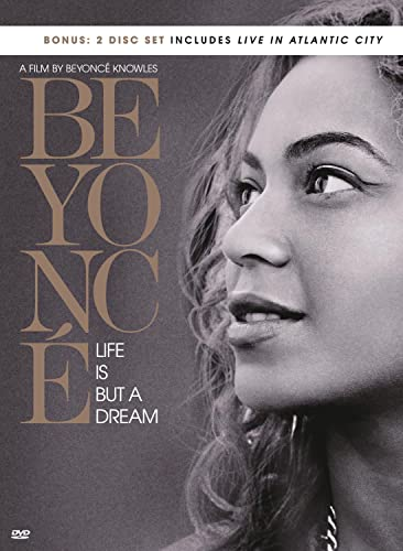 Beyonce: Life Is But a Dream DVD