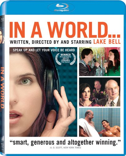 In a World [Blu-ray] DVD