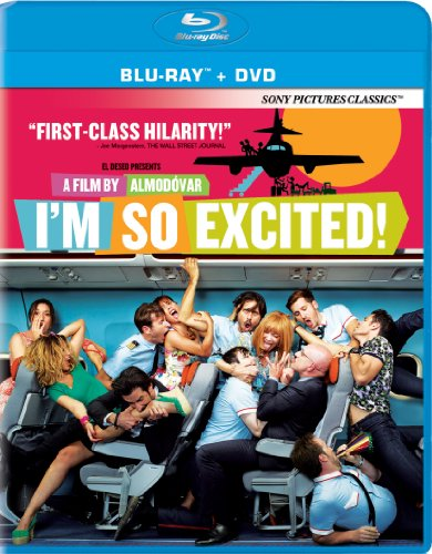 I'm So Excited [Blu-ray] DVD