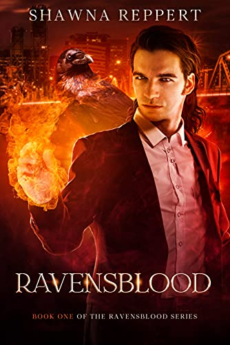 Book Ravensblood - Shawna Reppert