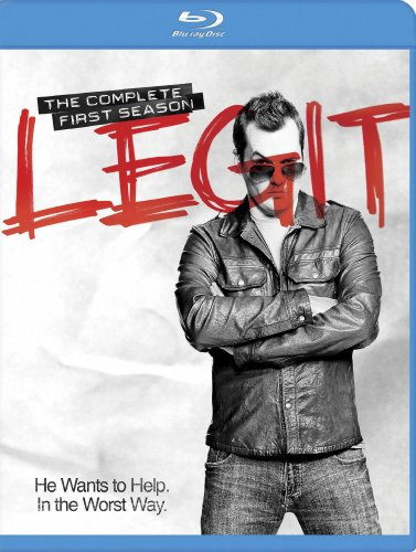 Legit: Season 1 [Blu-ray] DVD