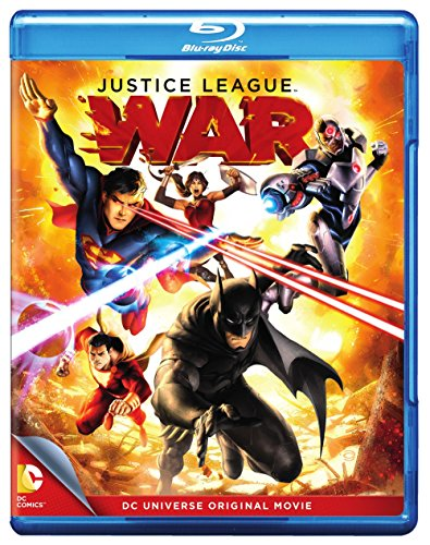 Justice League: War cover
