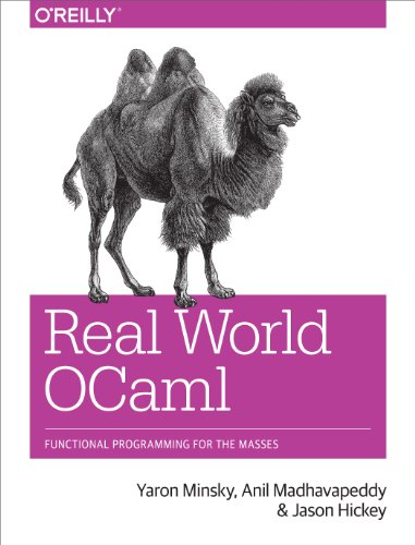 785. Real World OCaml: Functional programming for the masses