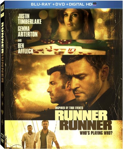 Runner Runner [Blu-ray] DVD