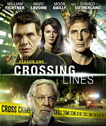 Crossing Lines [Blu-ray] DVD