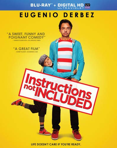 Instructions Not Included [Blu-ray] DVD