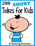 Free Kindle Book : 299 Short Jokes for Kids (Joke Books for Kids)