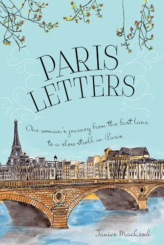 Book Paris Letters