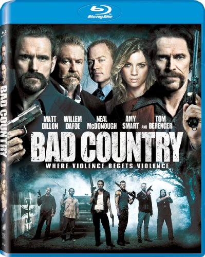 Bad Country [Blu-ray] DVD