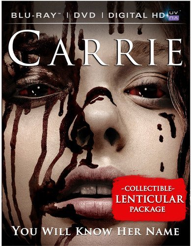 Carrie [Blu-ray] DVD
