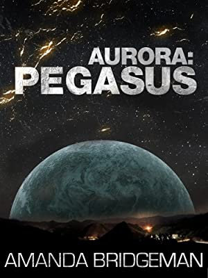 WINNERS: eBook Copies of AURORA:DARWIN and AURORA: PEGASUS by Amanda Bridgeman