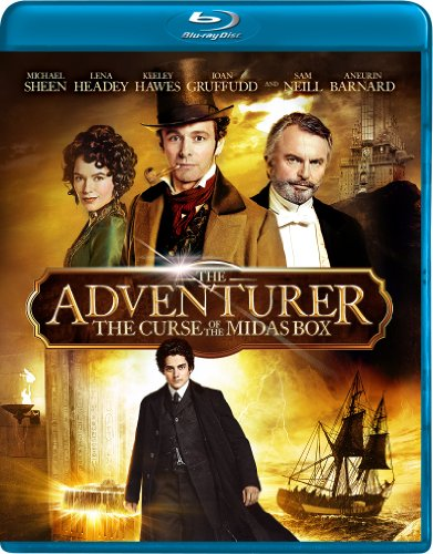 The Adventurer: The Curse of the Midas Box [Blu-ray] DVD