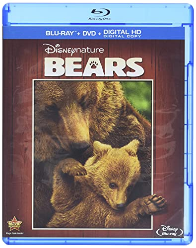 Disneynature: Bears  DVD