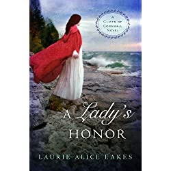 A Lady's Honor (Cliffs of Cornwall series Book 1)