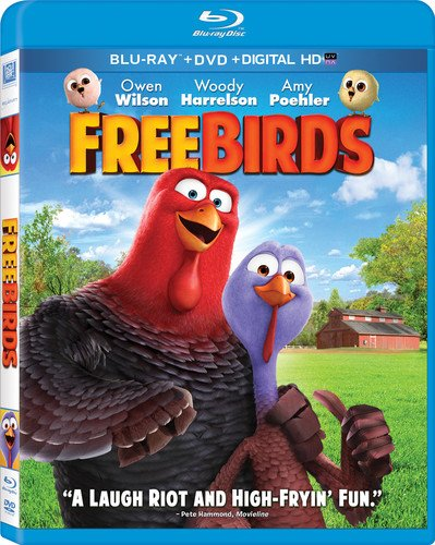 Free Birds [Blu-ray] DVD
