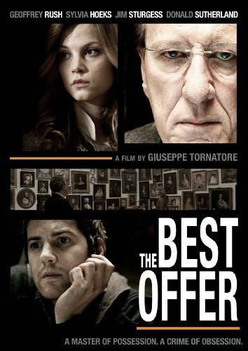 The Best Offer DVD
