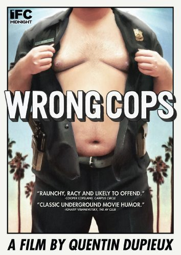 Wrong Cops DVD