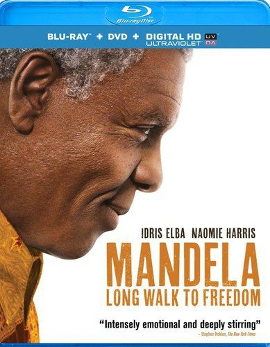 Mandela: Long Walk to Freedom [Blu-ray] DVD