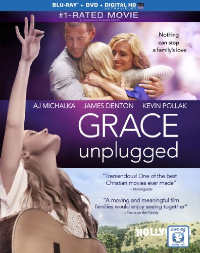 Grace Unplugged [Blu-ray] DVD